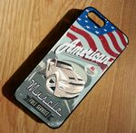 KOOLART AMERICAN MUSCLE CAR NEW FORD MUSTANG Hard Case For Apple iPhone 5 & 5s